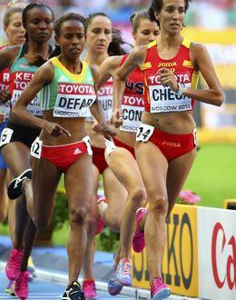 Foto: Dolores Checa, la 'mamá' de los 5.000 metros lisos termina décima en la final