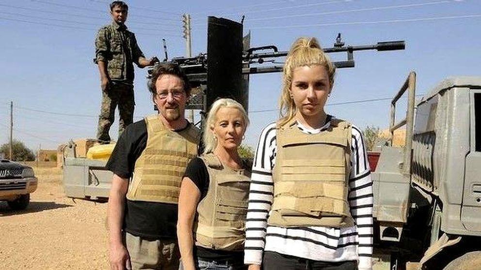 Un reality de televisión australiano lleva a sus concursantes a la guerra de Siria