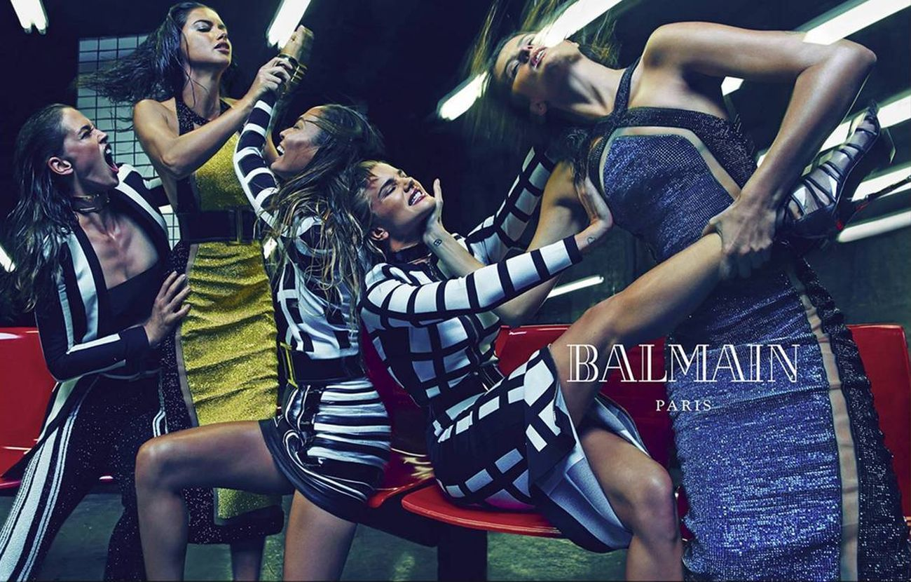 Foto: Rosie Huntington y Kendall Jenner forman parte de las cinco tribus de modelos del 2015