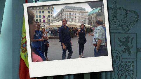 Íñigo de la Serna y Tejerina, dos ministros de Rajoy de paseo por Viena