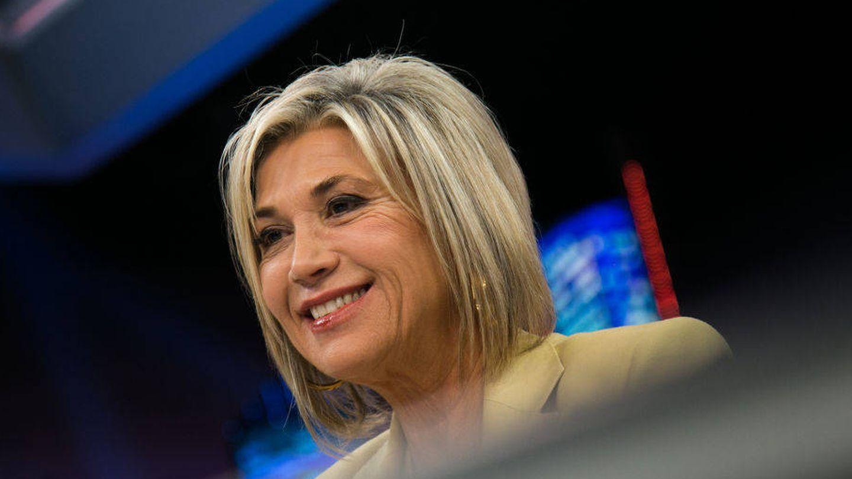 Julia Otero, en una de sus visitas a 'El hormiguero'. (Atresmedia)