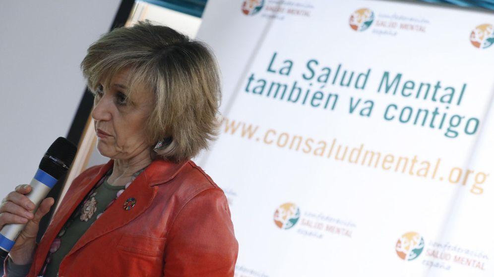 Foto: La ministra de Sanidad, María Luisa Carcedo, en una imagen de archivo. (EFE)