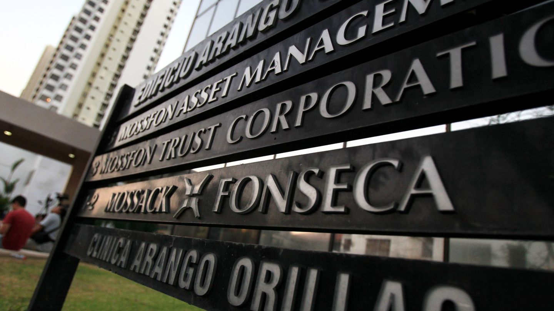 Exterior de la sede panameña de la firma de abogados Mossack Fonseca, hoy extinta. (EFE)