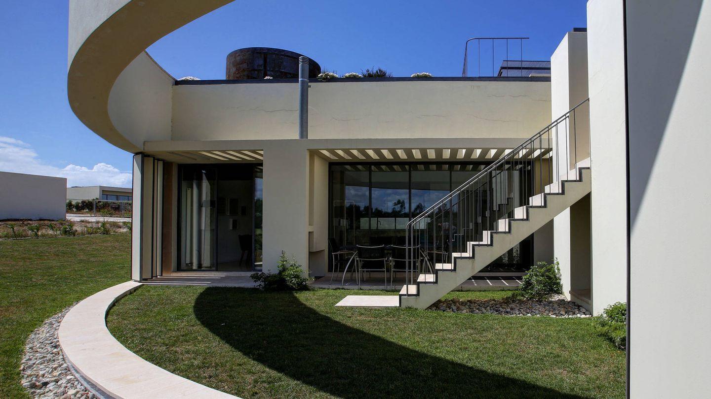 Villa de Bom Sucesso, en Óbidos. (Cortesía)