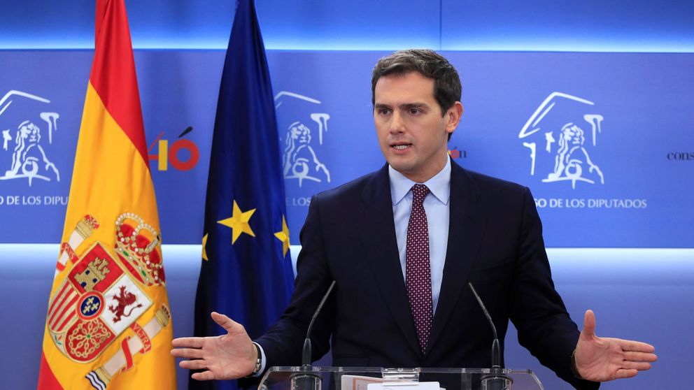 Del 'no' rotundo a Sánchez a asumir la presencia de Vox: el plan de Rivera