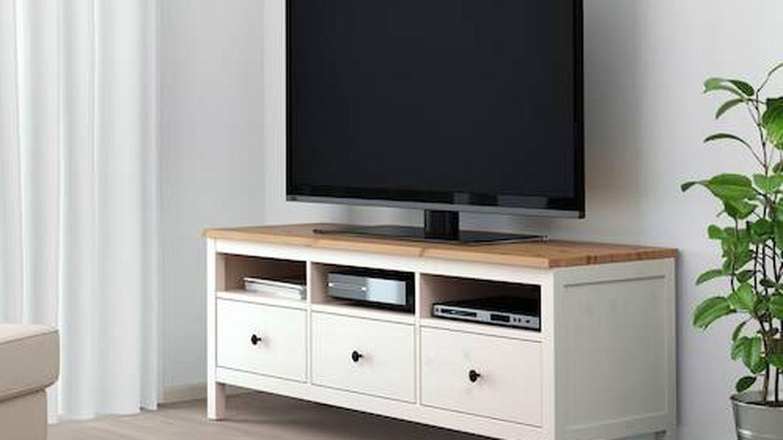Mueble Hemnes de Ikea. (Cortesía)