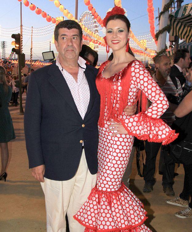 Foto: Gil Silgado junto a María Jesus Ruiz (Gtres)