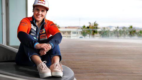 El milagro de Laia Sanz para llegar sana al Rally Dakar 2019