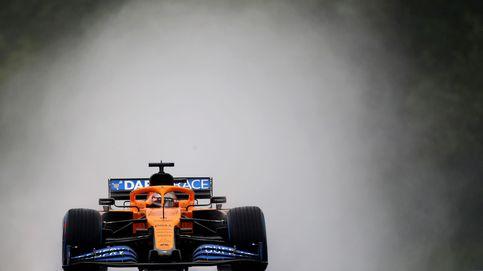Resultado Libres 2: Vettel lidera y Sainz es tercero en una sesión marcada por la lluvia