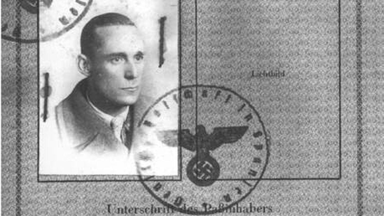 Adolf Clauss, espía de la Abewhr alemana.