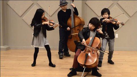 Joyous String Quartet, el cuartero más joven del mundo