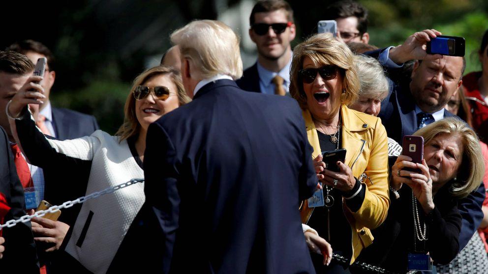 Un 'impeachment' a Trump es posible. Es el gran talón de Aquiles del presidente