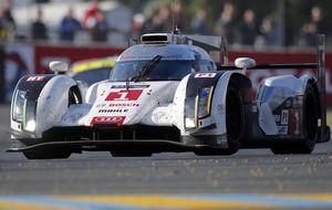 Gené, Di Grassi y Kistensen acaban segundos y Audi logra un 'doblete'