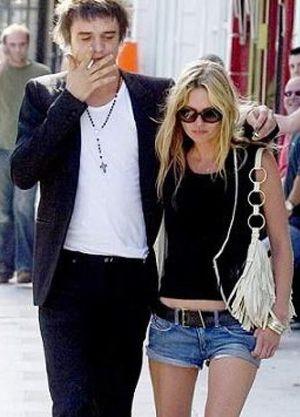 Se acabó: Kate Moss echa de casa a Pete Doherty