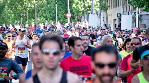 Entrenar para tu primera maratón puede rejuvenecerte