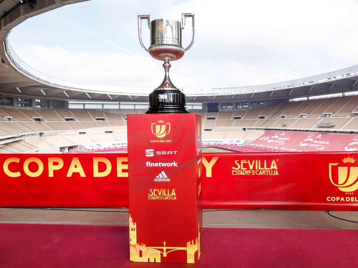 RFEF confirma que Copa del Rey se jugará sin aficionados tras negativa del gobierno