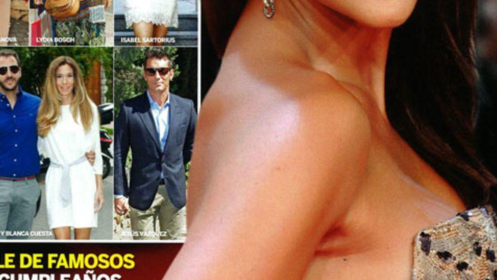 Kiosko rosa de los miércoles: Mariló Montero y su novio en la boda de la hija de Juan Luis Cebrián