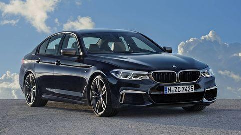 Llega el BMW M550i, una nueva berlina de altas prestaciones