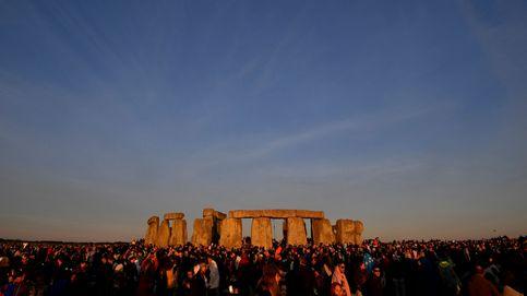 El solsticio de verano toma Stonehenge