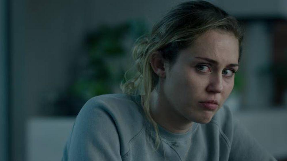 Foto: Miley Cyrus en 'Black Mirror'. (Netflix)
