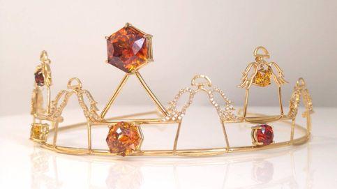 La joyera de la reina Letizia 'corona' con una tiara a la menina más elegante