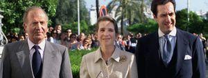 La Casa Real aprovecha el repunte de popularidad del Rey para anunciar la separación de la Infanta Elena
