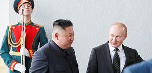 Post de Comienza la primera cumbre entre Putin y Kim Jong-un en Vladivostok