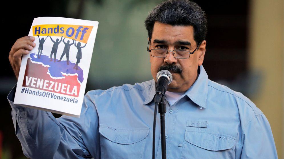 Resultado de imagen para Carta abierta de Nicolás Maduro al pueblo de Estados Unidos