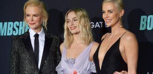 Post de Los lookazos de Nicole Kidman, Margot Robbie y Charlize Theron