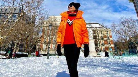 De Naty Abascal a Pedroche: looks 'cold-chic' contra el frío