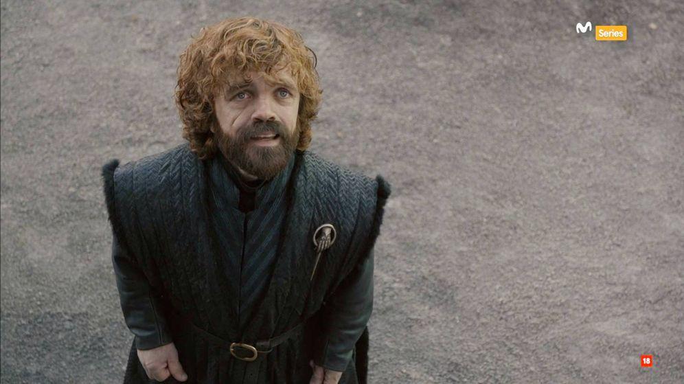 Foto: Tyrion Lannister. (Movistar )