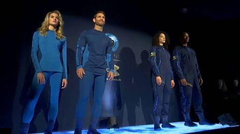 Virgin presenta su nueva línea de trajes espaciales