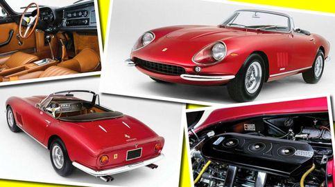Se subasta el último Ferrari 275 GTS/4 NART Spider (y tiene pasado español)