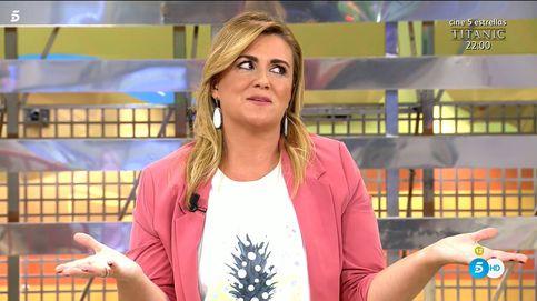 Carlota Corredera brota  contra Miguel Bosé por su mal talante en una entrevista