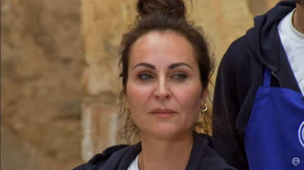 Foto: Ana Milán llorando en 'MasterChef Celebrity'. (TVE)