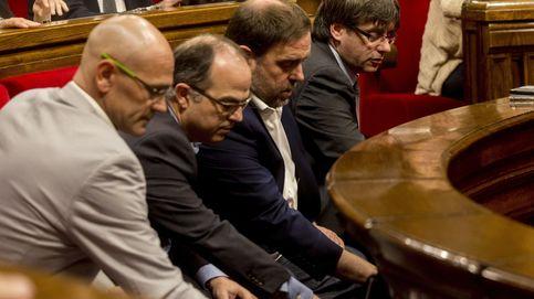 El Parlamento catalán sienta las bases de su Hacienda propia al margen de la española