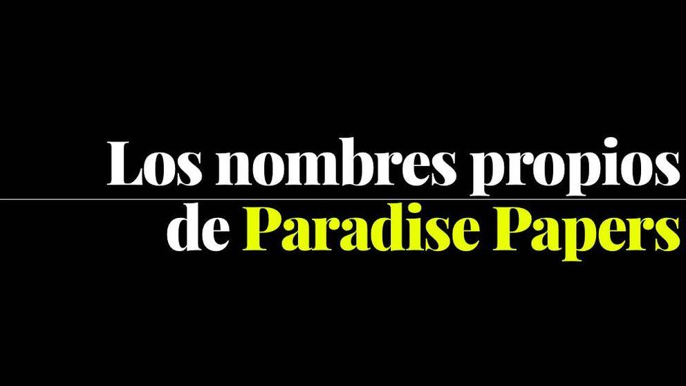 Soros, Madonna, Bono... los protagonistas internacionales de los Paradise Papers