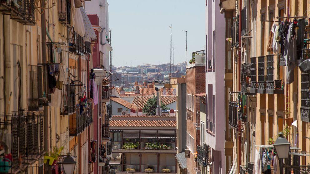 Así son las calles de Madrid donde más se vota al PP y a Podemos