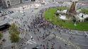 Última hora del fallo del 'procés'  Barcelona se calienta con focos de protesta dispersos