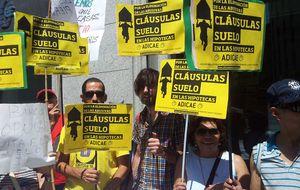 Caixa, Popular y Sabadell relajan los suelos para contener la mora
