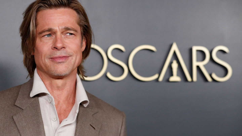 Brad Pitt. (Reuters)