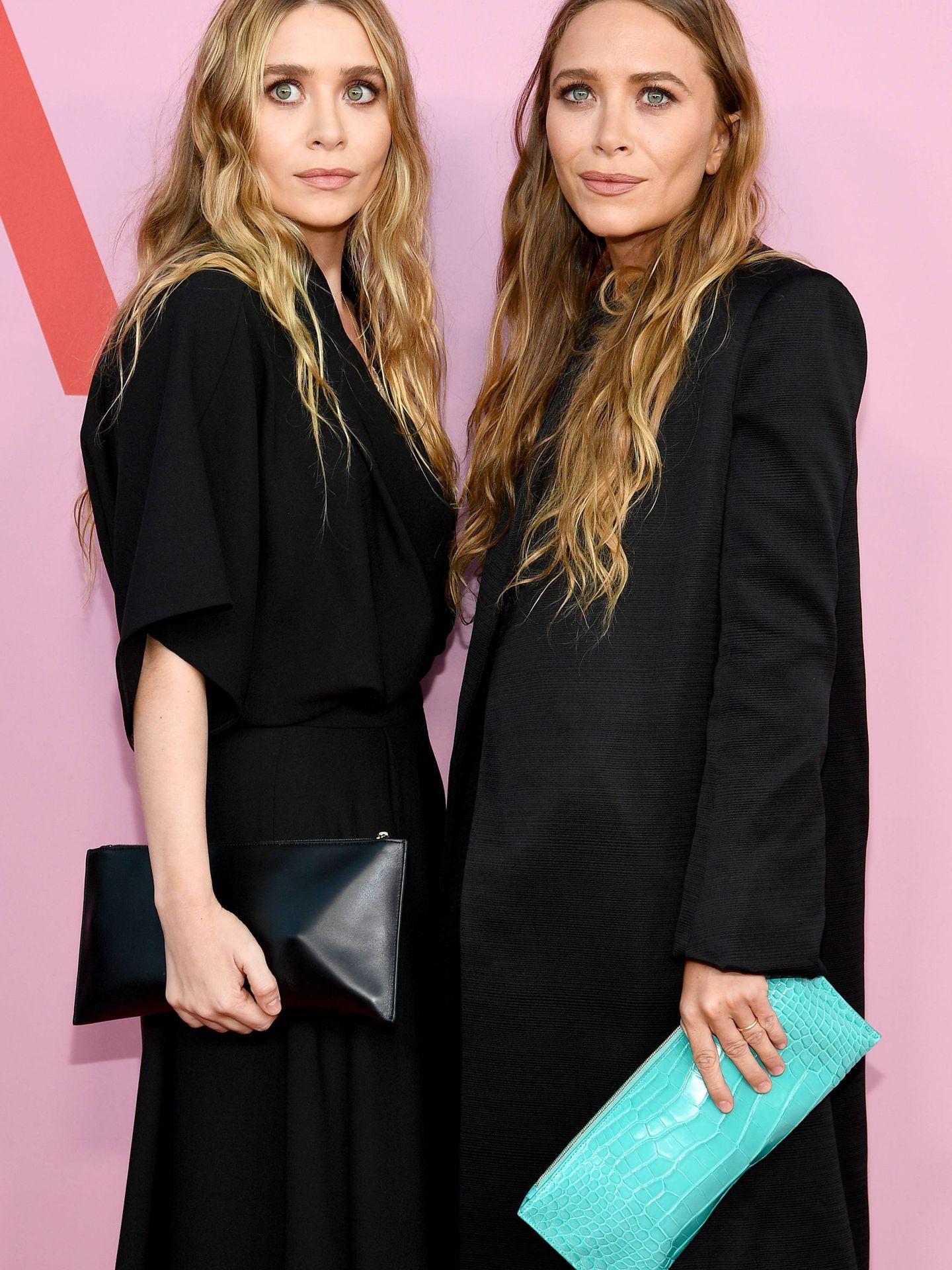 Mary-Kate Olsen y Ashley Olsen (Getty)