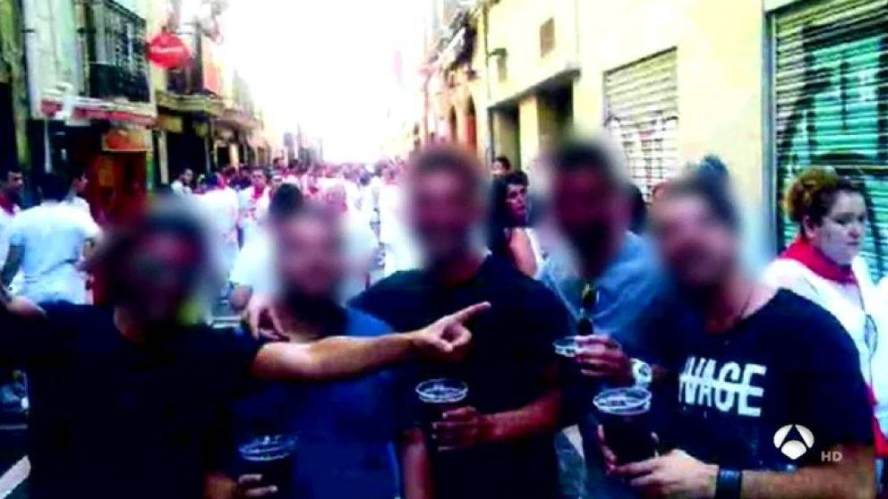 Quién es quién: los miembros de La Manada, condenados por abuso sexual