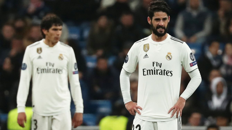 La soberbia devora a Isco en el Real Madrid