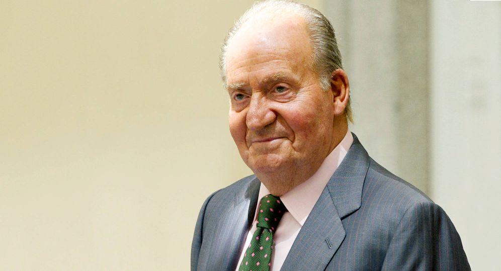 Foto: El rey Juan Carlos, en una foto de archivo. (Limited Pictures)
