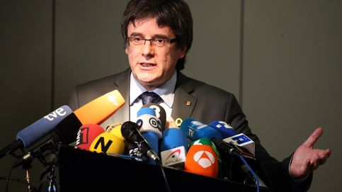 Puigdemont pide al Govern despacho, coche y seguridad como expresidente