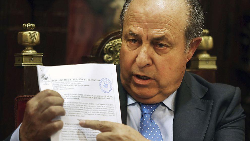 Ultimátum al alcalde de Granada: el PP presiona para que dimita ya