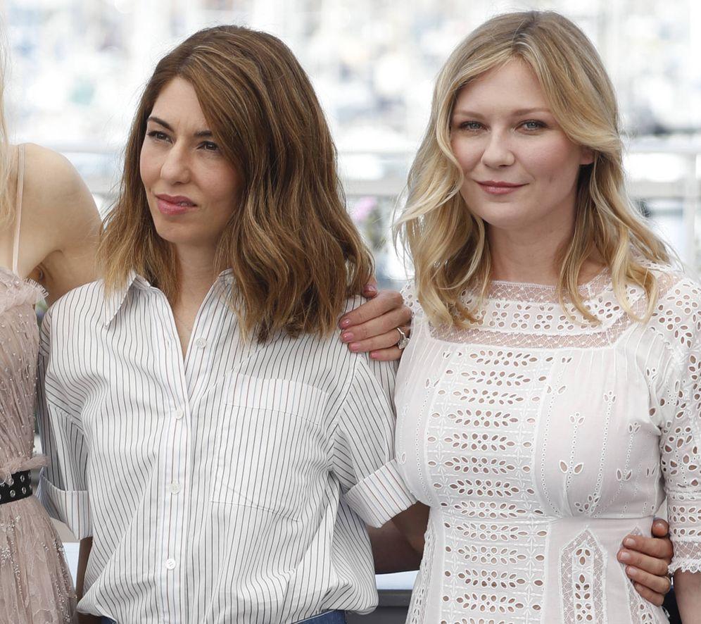 Foto: Sofia Coppola y Kirsten Dunst en el Festival de Cannes. (Gtres)