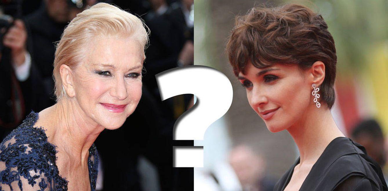 Juega con nosotros: adivina la edad de estas 10 actrices que han desfilado en Cannes