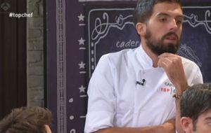 La 'repesca' de Honorato mosquea a los concursantes de 'Top Chef'